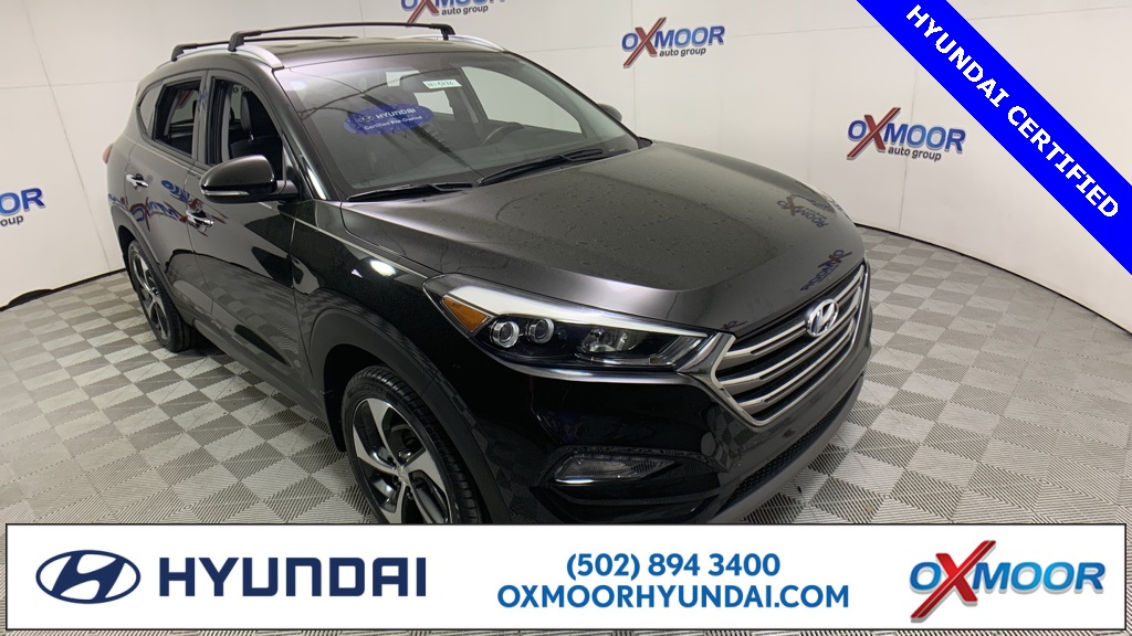 Hyundai Certified Pre Owned >> Certified Pre Owned 2016 Hyundai Tucson Limited Fwd 4d Sport Utility